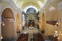 Interior del Santuari