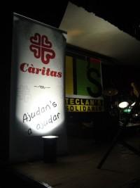 Recullen 1700 quilos d'aliments en el concert solidari a Bellcaire d'Urgell