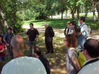 Trobada de final de curs dels delegats diocesans de joventut a Girona