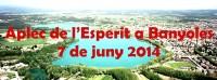 Banyoles acollirà el proper Aplec de l'Esperit 2014