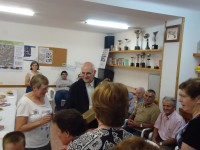 Adrall agraeix a Mn. Fermí Casal els 29 anys de servei