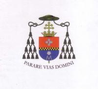 Escut Episcopal de l'Arquebisbe Joan-Enric Vives