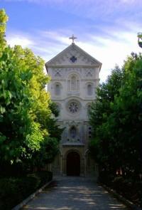Façana de l'Església del Seminari