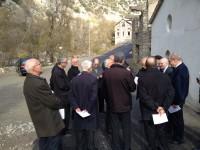 Trobada dels Canonges d'Urgell per la festa de Sant Ermengol