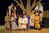 Representació dels Pastorets a Ponts