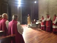 Aniversari de la Dedicació de la Catedral i record de l'arquebisbe Joan Martí Alanis