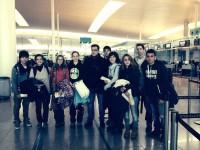 Joves del Bisbat d'Urgell a la trobada de Taizé a Estrasburg