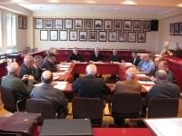 Reunió del Consell Presbiteral d'Urgell