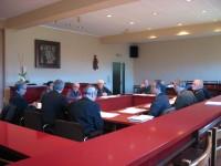 Primera reunió dels Nous Arxiprestos d'Urgell