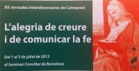 Jornades Interdiocesanes de Catequesi a Barcelona