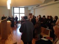 Recés d'Advent per als fidels d'Urgell al Sant Crist de Balaguer