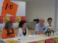 Presentació de la JMJ a Lleida