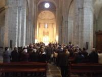 Sant Sebastià a la Catedral d'Urgell - Foto: Germandat de Sant Sebastià
