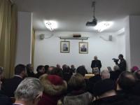 trobada amb patriarca franciscans i ordinaris de terra santa