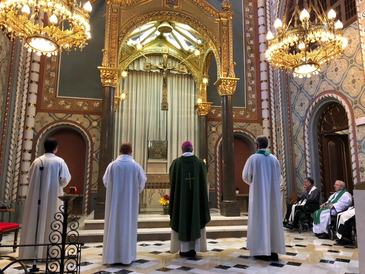Clouen els exercicis espirituals per als preveres a La Seu d'Urgell