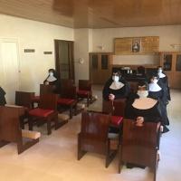 Retiro cuaresmal para las Hermanitas de los Ancianos Desamparados de La Seu d'Urgell