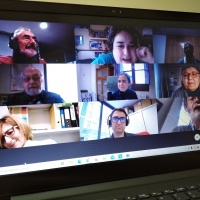 Reunión telemática de las Delegaciones de Misiones