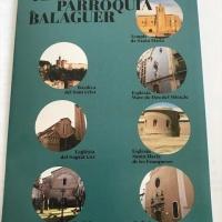 Opúsculo sobre los 7 templos de la Parroquia de Balaguer