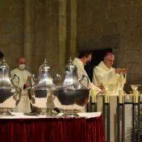 Jornada Sacerdotal i Misa Crismal en la Catedral d'Urgell