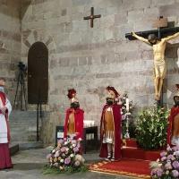 Oración ante el Cristo de la Preciosísima Sangre de La Seu