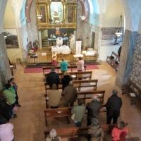 Se celebra la missa de primavera al Santuari de Bastanist