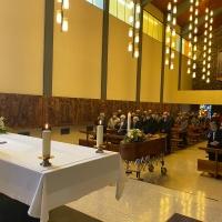 Exèquies de la Gna. Mercè Caminal, religiosa de la Sda. Família d'Urgell