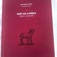 Llibre sobre St. Gil de Mn. Joan Perera, ermità de Núria