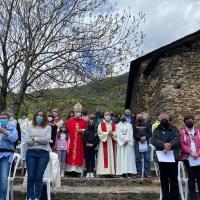 Aplec a St. Romà de Vila (Encamp-Principat d'Andorra)