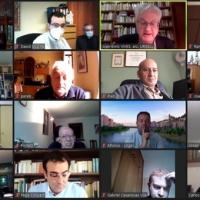 Reunió del Consell Presbiteral i els Arxiprestos