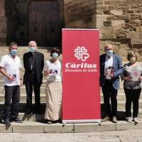 Les Càritas Diocesanes de Lleida, Solsona i Urgell atenen a 16.000 persones durant el 2020