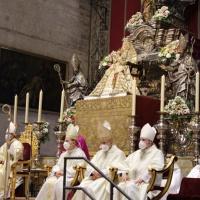 Entrada a l'Arxidiòcesi del nou Arquebisbe de Sevilla