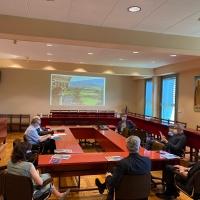 Reunió de la Fundació Museu Diocesà d'Urgell