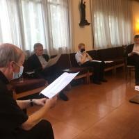 Final de Curs al Seminari Major Interdiocesà