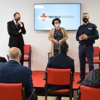 Inauguració dels Centres de Dia per a la gent gran gestionats per Creu Roja Andorrana