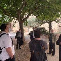 Convivencias del Seminario de Sant Feliu de Llobregat en Urgell