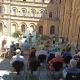 Concierto en el Seminario del FeMAP social a los residentes de la unidad sociosanitaria del Santo Hospital