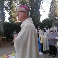 Fiesta en el Carmelo de Vilafranca del Penedès