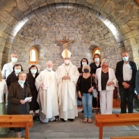 Fiesta de la Virgen del Carmen en las Carmelitas de Tartera