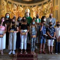 Confirmaciones en el Santuario de la Virgen del Remedio