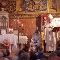 La Virgen de Àneu, entronizada en la iglesia de Esterri