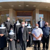 Fiesta de Sta. Teresa de Jesús Jornet en La Seu