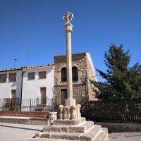 Bendición de la Cruz de Término de Ossó de Sió