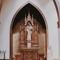 Mensaje en la solemnidad de St. José, de la Com. Episc. Clero y Seminarios