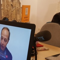 "Conferencia del Dr. Torralba sobre ""Fratelli Tutti"" en el Obispado"
