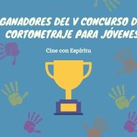 """Crisis Help"" del Col·legi Mare Janer de Santa Coloma, 2on premi del Concurs de Curtmetratges ""Cine con espíritu"""